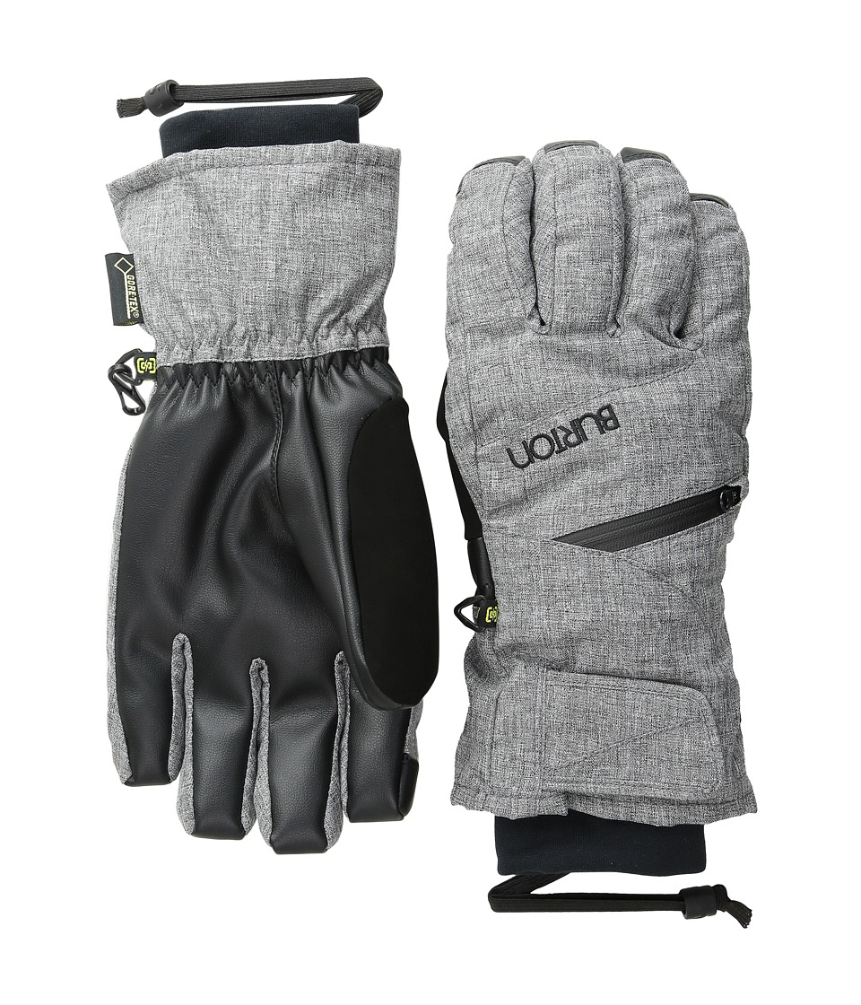 Burton - WMS GORE-TEX(r) Under Glove (Bog Heather) Snowboard Gloves