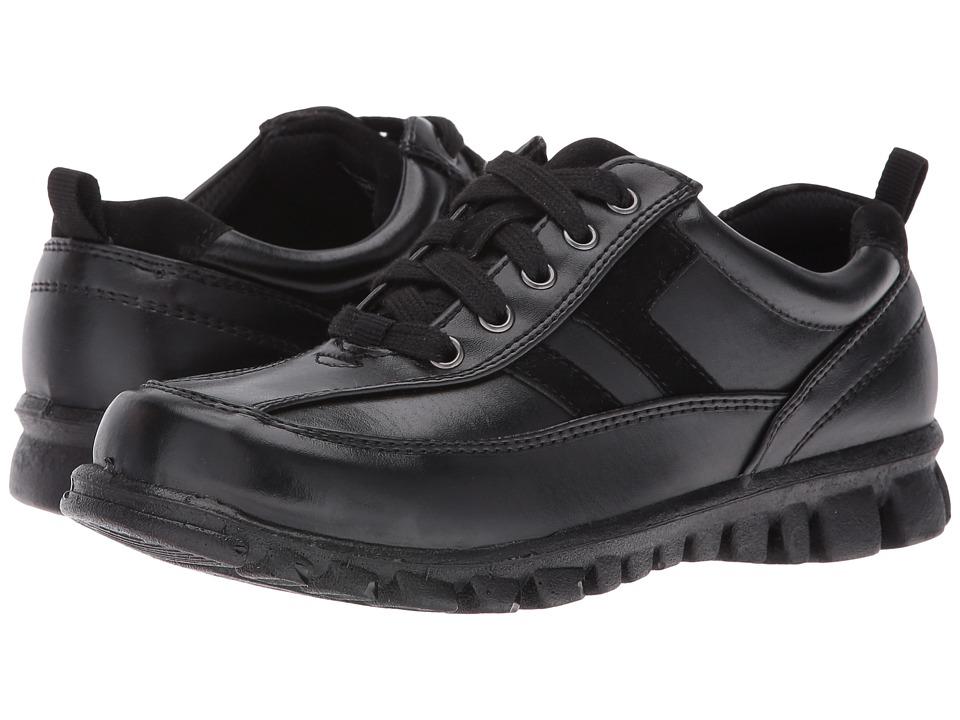 Deer Stags Kids - Dugout (Little Kid/Big Kid) (Black) Boy's Shoes