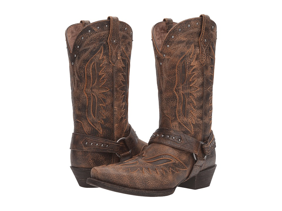 Ariat - Iron Cowboy (Brooklyn Brown) Cowboy Boots