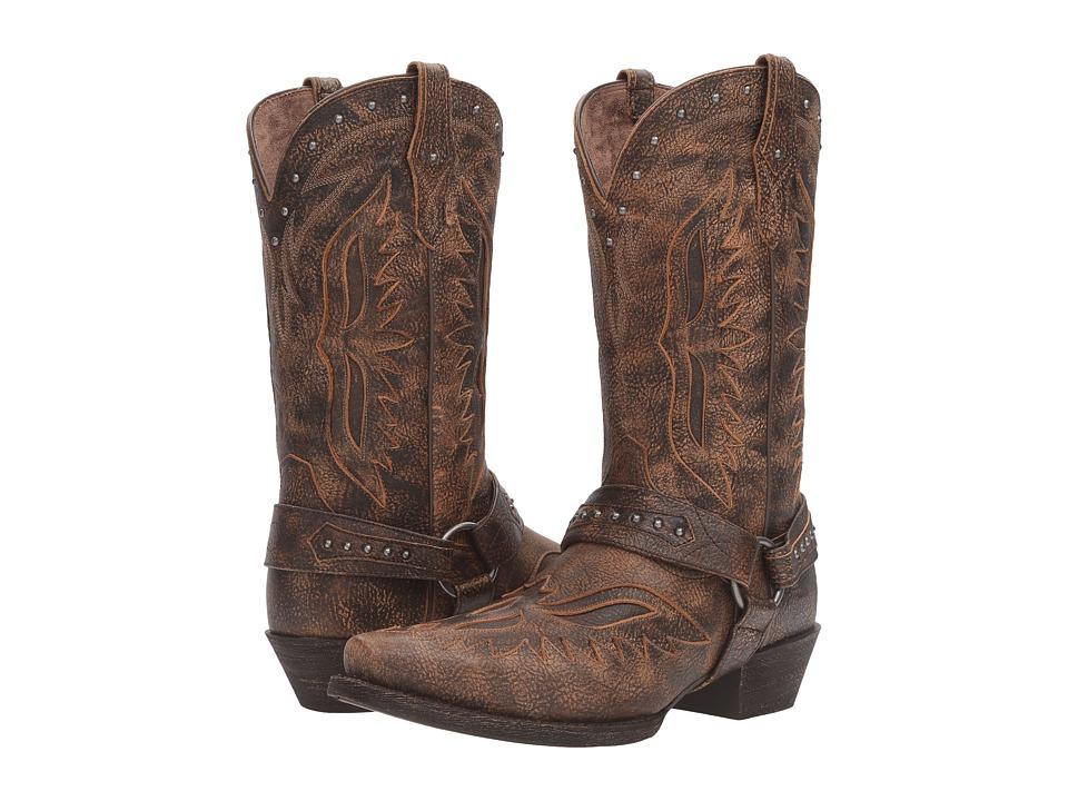 Ariat - Iron Cowboy (Brooklyn Brown) Cowboy Boots