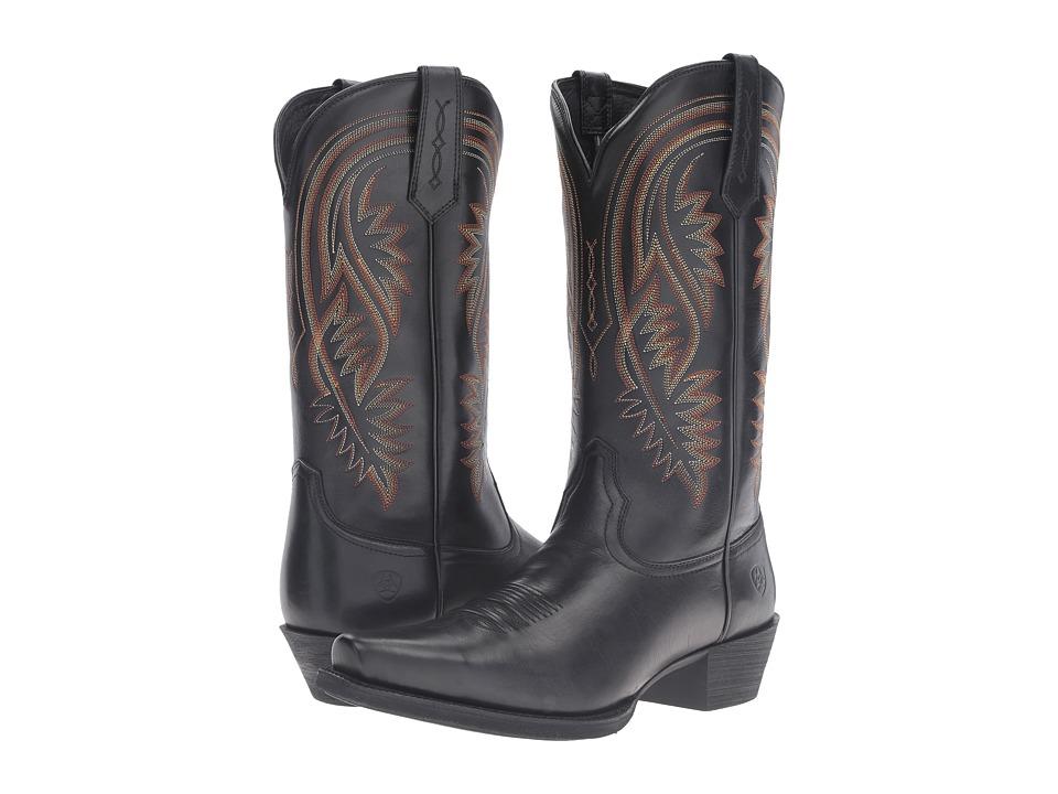 Ariat - Revolution (Limousin Black) Cowboy Boots