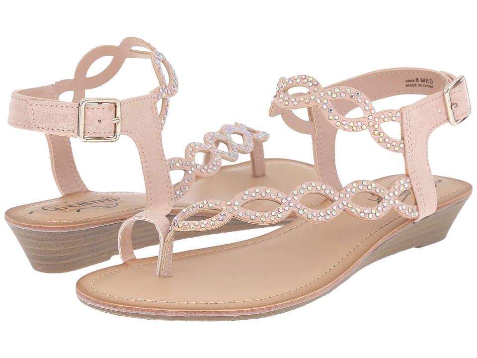 Kenneth Cole Unlisted - Pop of Color (Blush 2) Women's Sandals