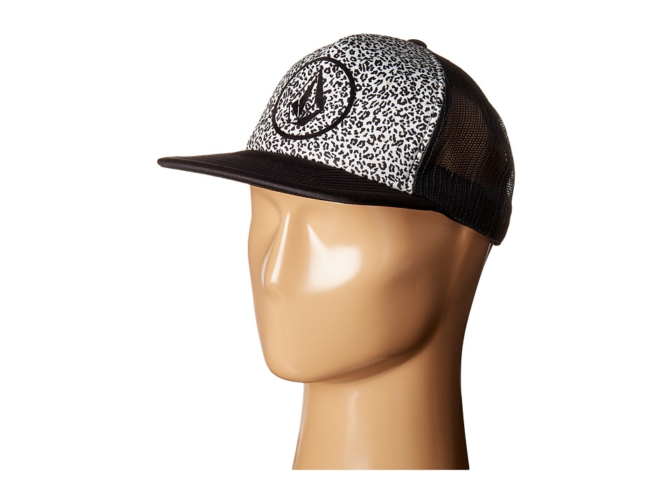 Volcom - The Classic Hat (Black On Black) Caps
