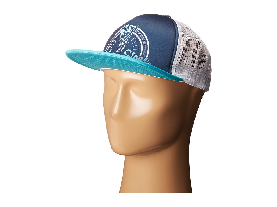 Volcom - The Classic Hat (Teal Smoke) Caps