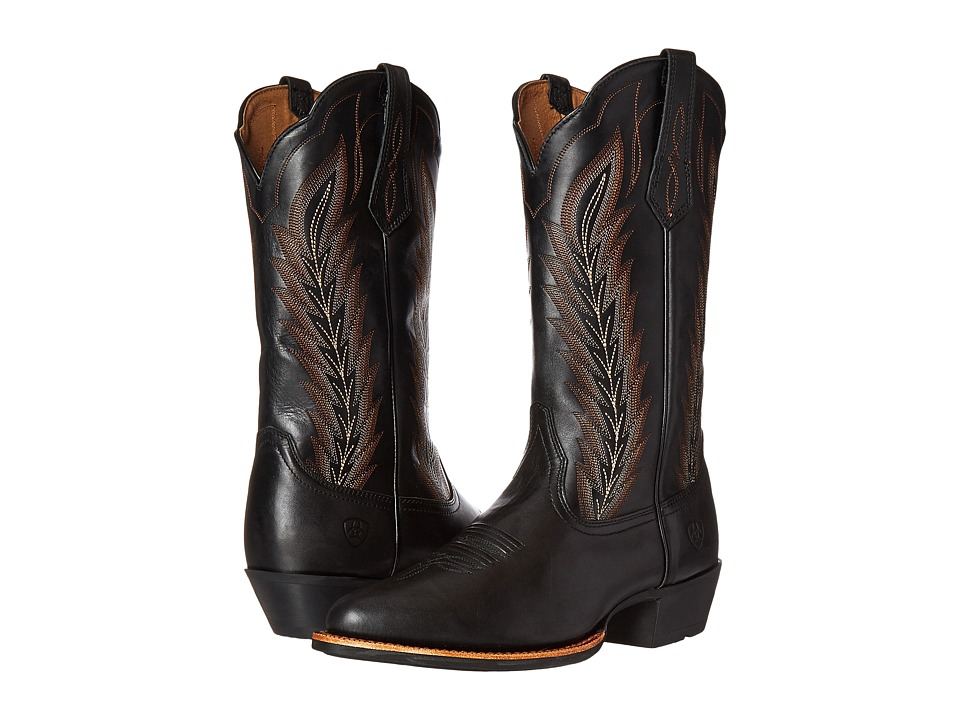 Ariat Drifter (Limousin Black) Cowboy Boots