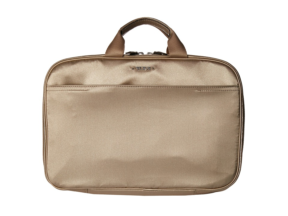 Tumi - Voyageur Monaco Travel Kit (Gold) Travel Pouch