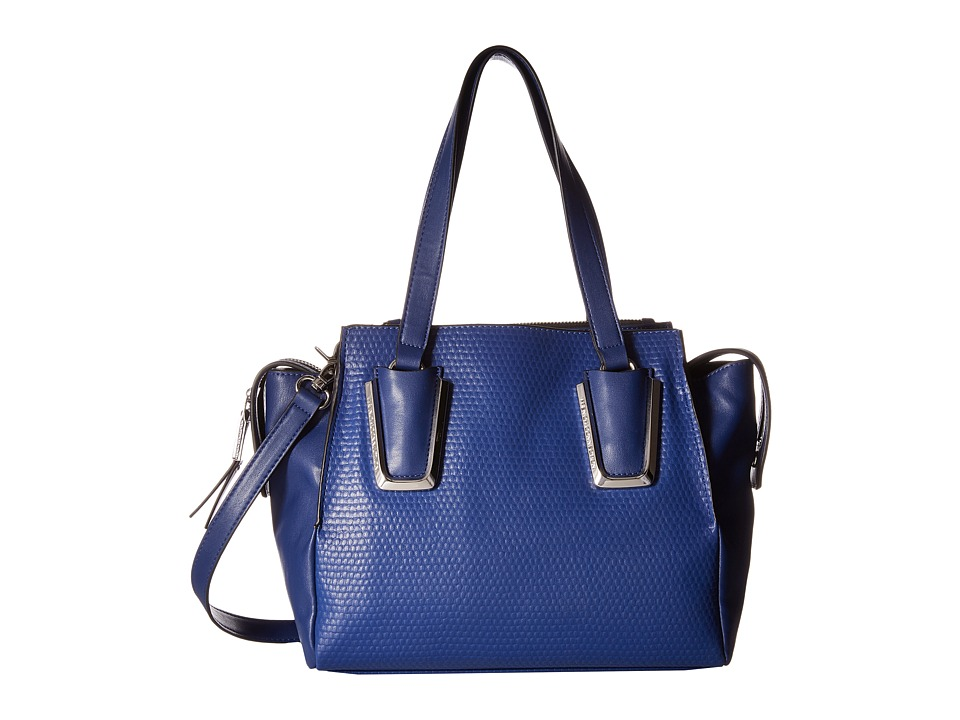 French Connection - Etta Satchel (Indian Ocean) Satchel Handbags