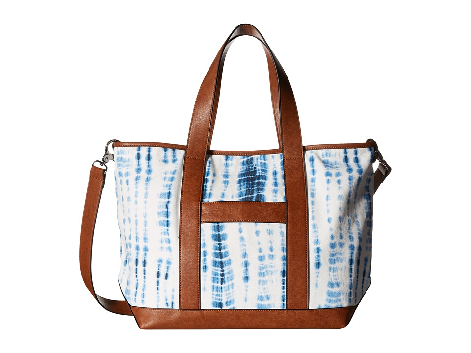 French Connection - Isla Small Tote (Tie Dye) Tote Handbags