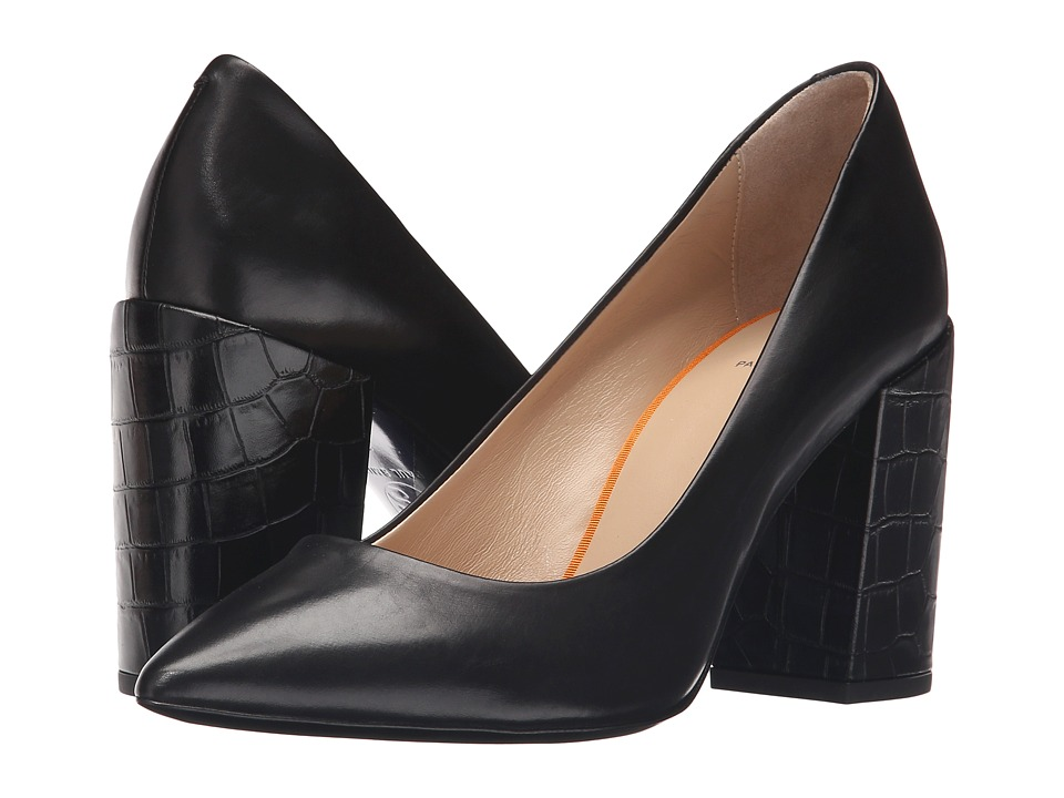Paul Smith - Lin Cemented Heel (Black) Women's Shoes