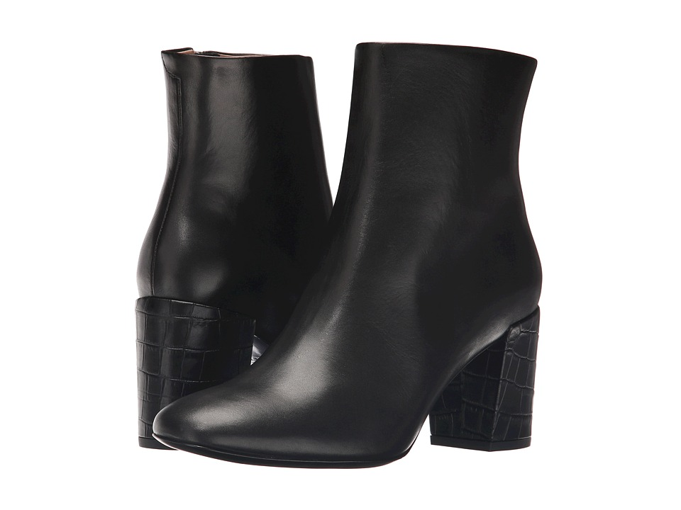 Paul Smith Sinah Leather Boot (Black) Women