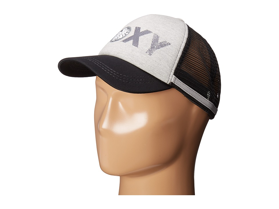 Roxy - Dig This Trucker Hat (Heritage Heather) Caps