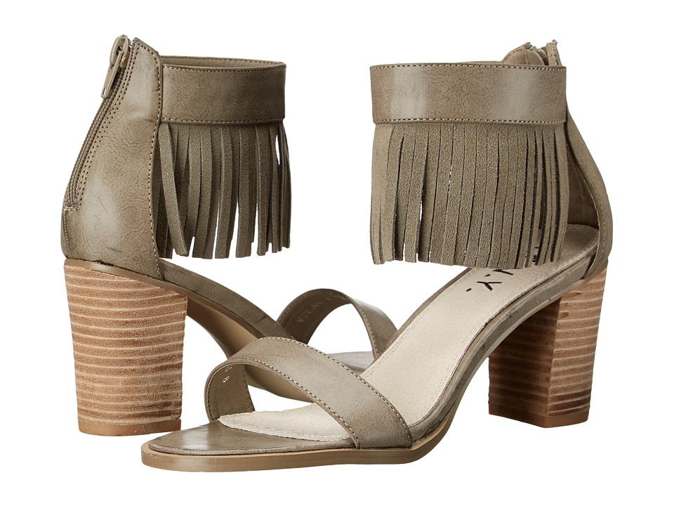 A.S.N.Y. - Vivian (Olive) Women's Sandals