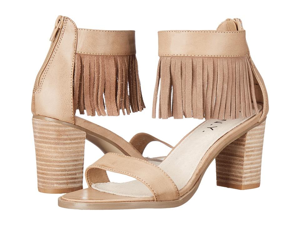 A.S.N.Y. - Vivian (Tan) Women's Sandals