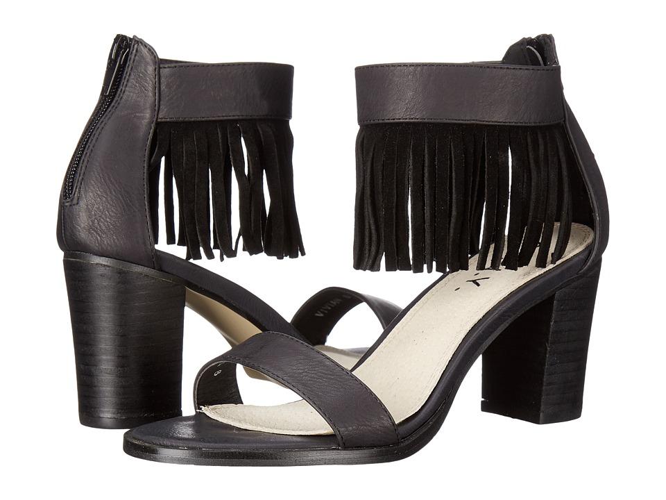 A.S.N.Y. - Vivian (Black) Women's Sandals