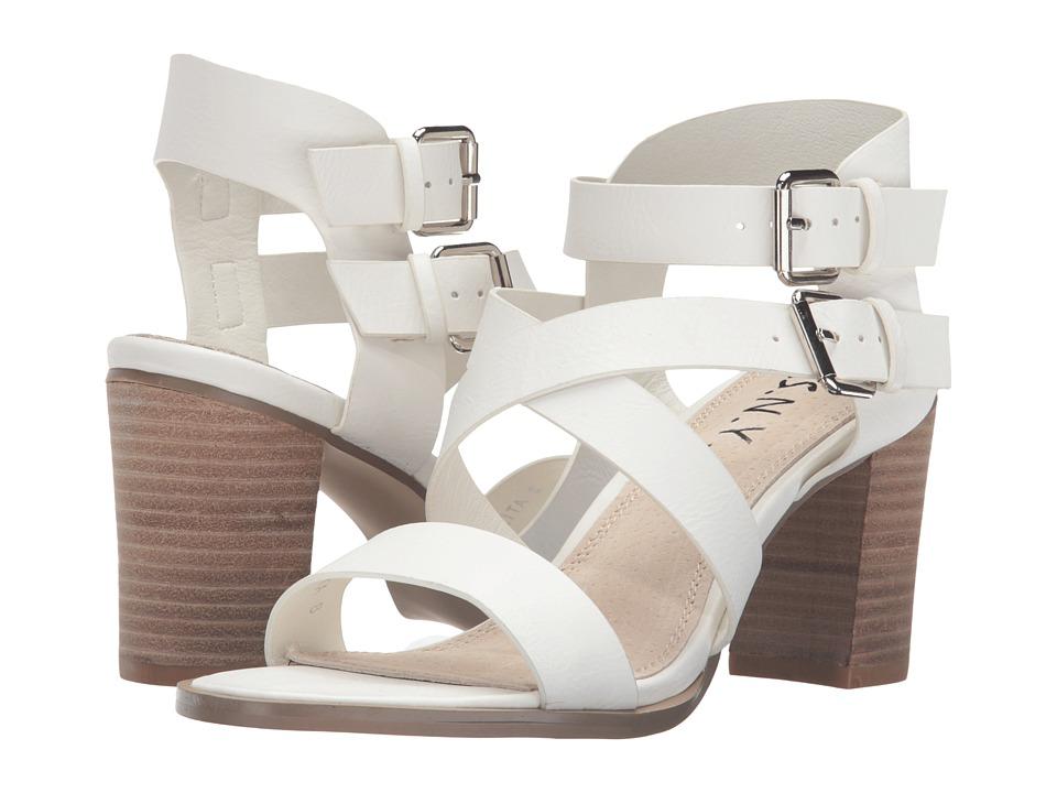 A.S.N.Y. - Lita (White) Women's Sandals