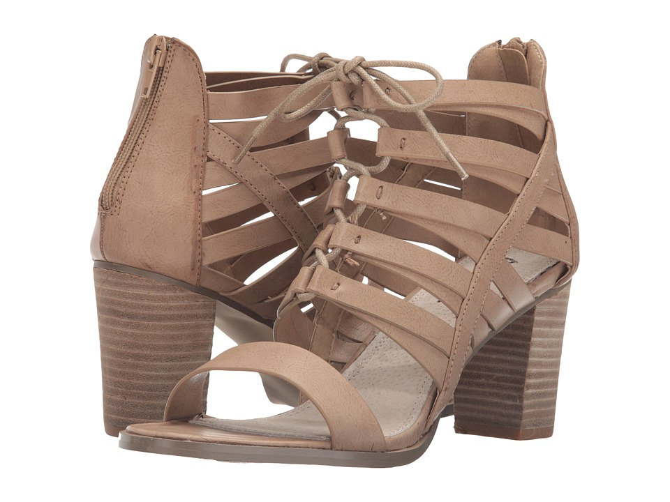 A.S.N.Y. - Julissa (Tan) Women's Dress Sandals