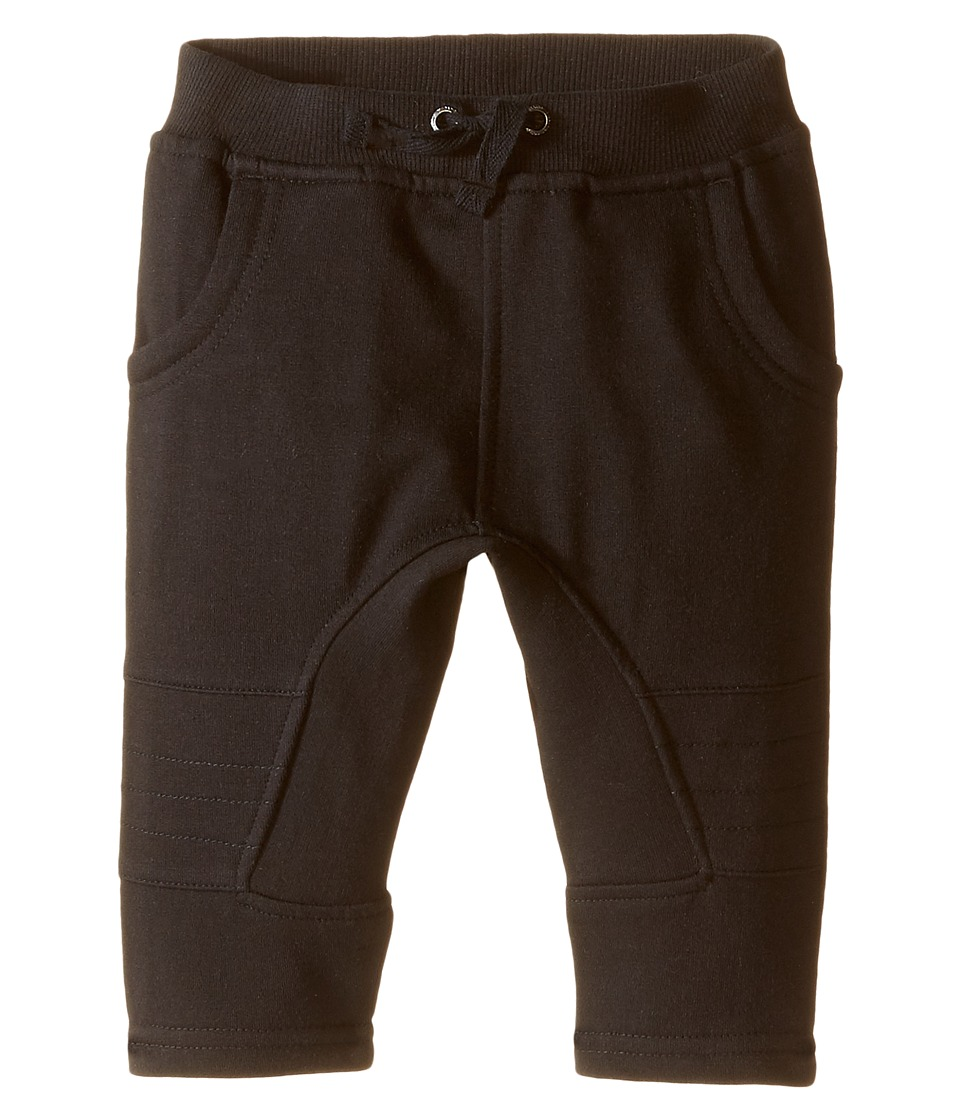 Kardashian Kids - Track Pants (Infant) (Black) Boy's Casual Pants