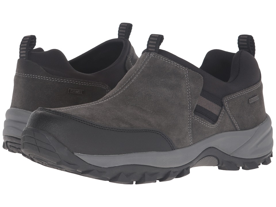 Khombu - Zach (Grey) Men's Shoes