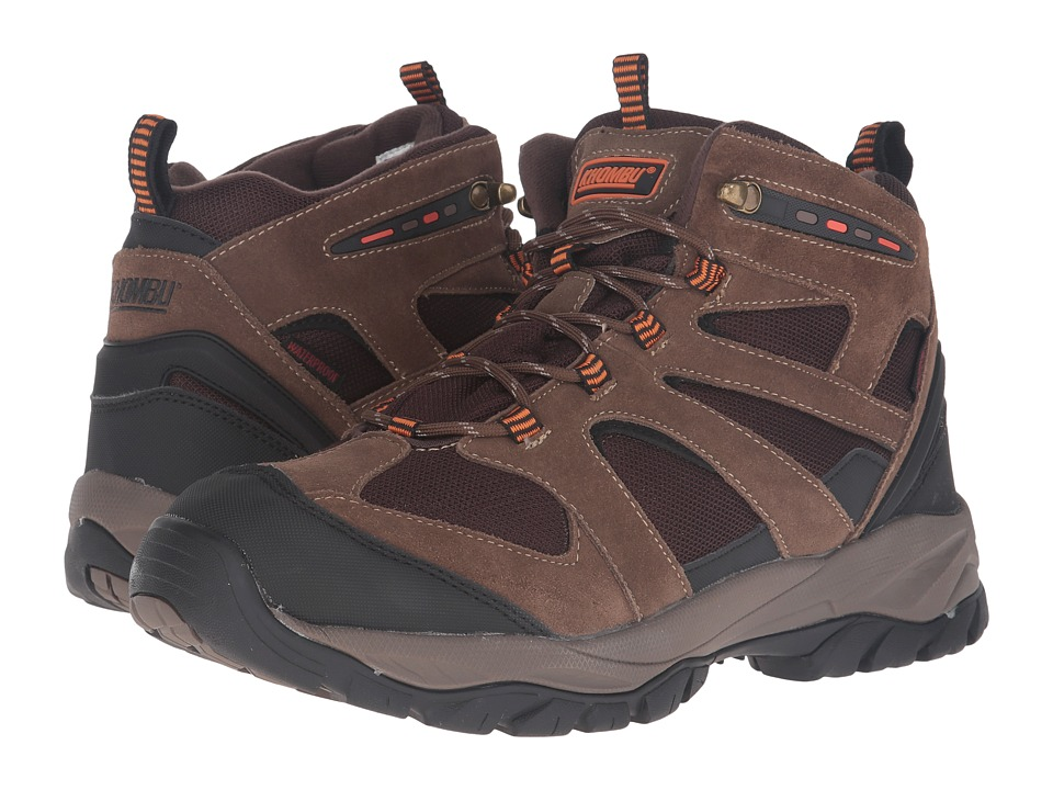 Khombu - Jonathon (Brown) Men's Shoes