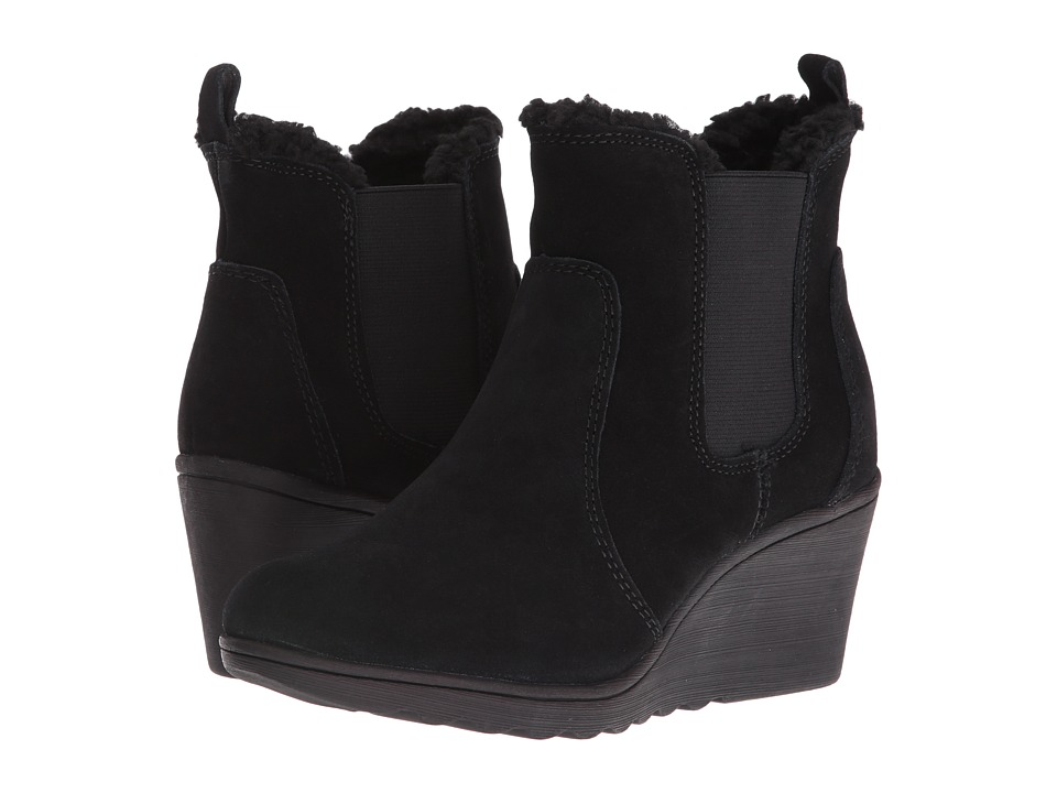 White Mountain - Kickoff (Black) Women's Shoes