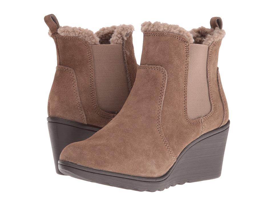 White Mountain - Kickoff (Taupe) Women's Shoes
