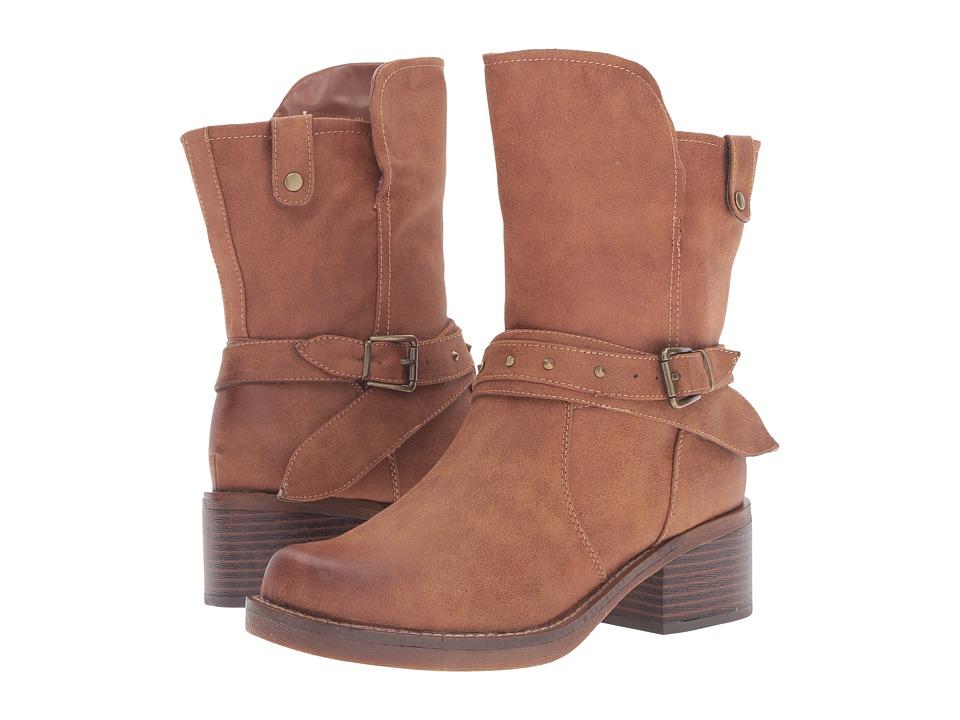 White Mountain - Gulliver (Tan) Women's Shoes