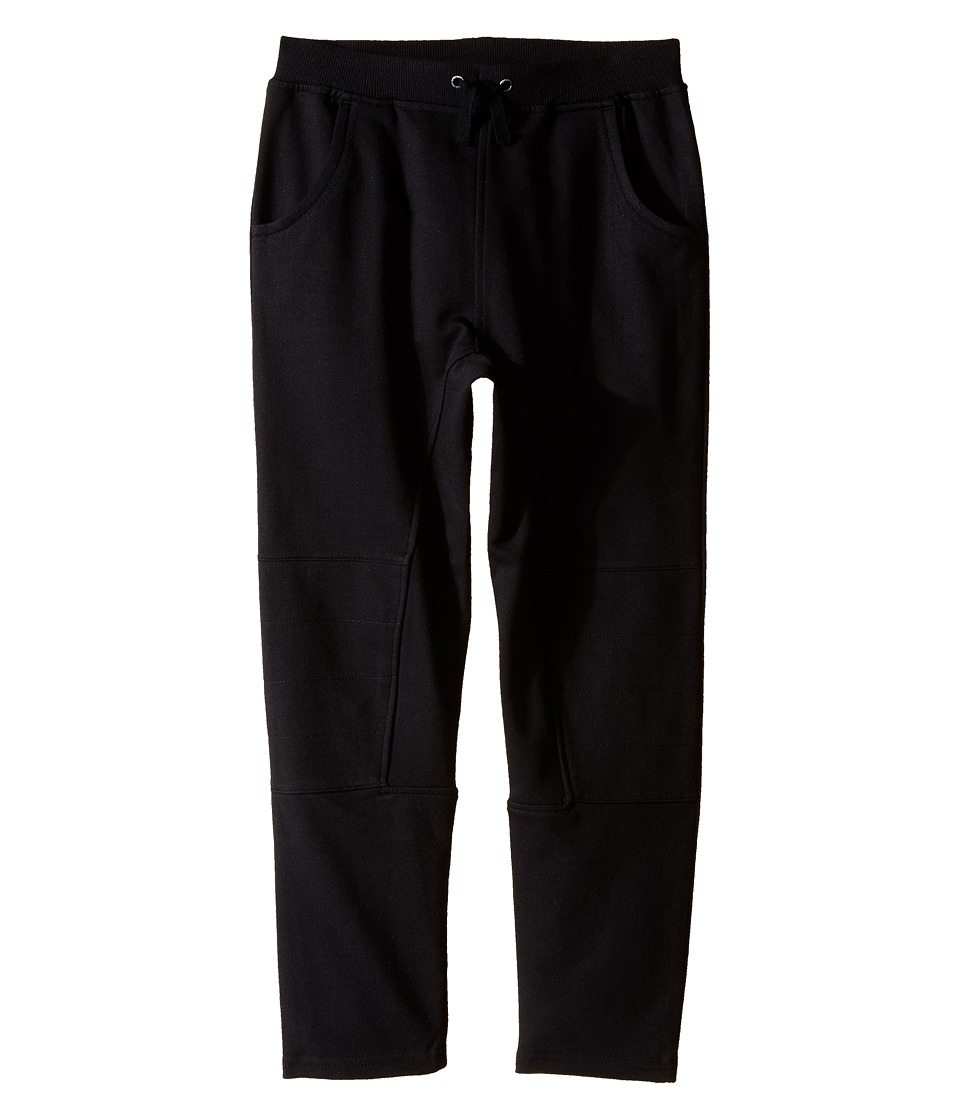 Kardashian Kids - Track Pants (Toddler/Little Kids) (Black) Boy's Casual Pants