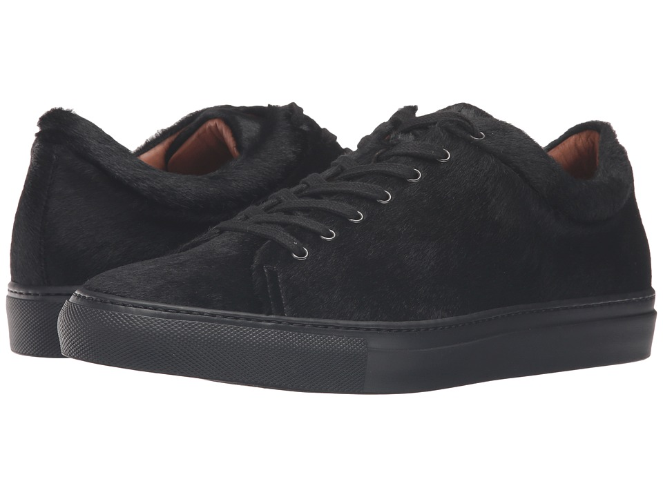 Aquatalia - Benjamin (Black Pony Hair) Men's Shoes