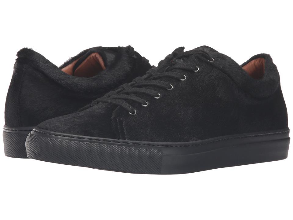 Aquatalia - Benjamin (Black Pony Hair) Men's Shoes