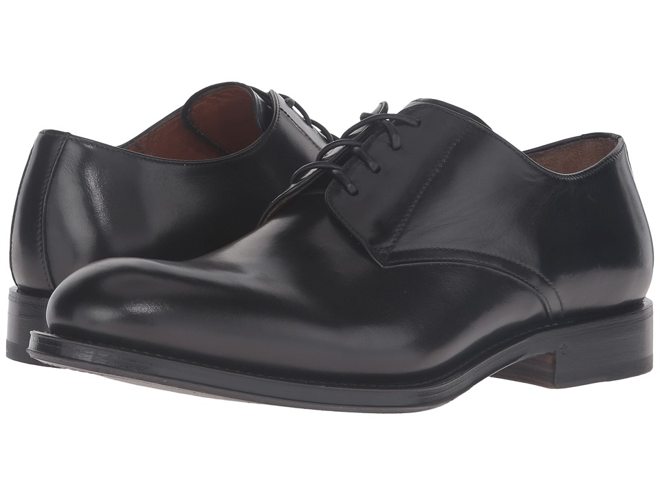 Aquatalia - Vance (Black Dress Calf) Men's Shoes