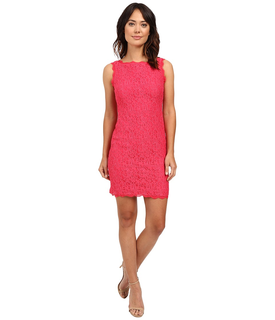 Adrianna Papell - Sleeveless Dress (Peony) Women's Dress