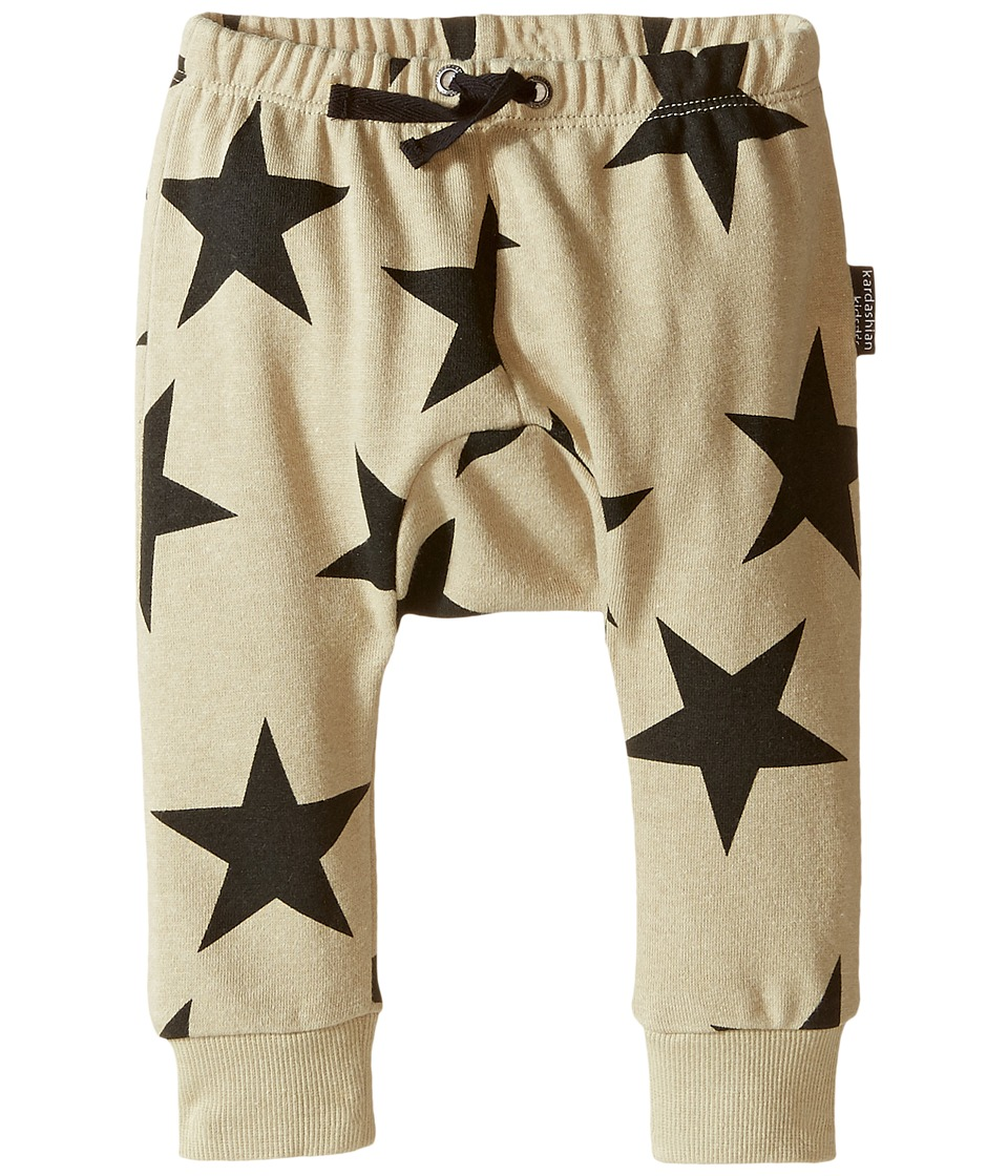 Kardashian Kids - Knit Pants (Infant) (Star Print/Green/Black) Boy's Casual Pants