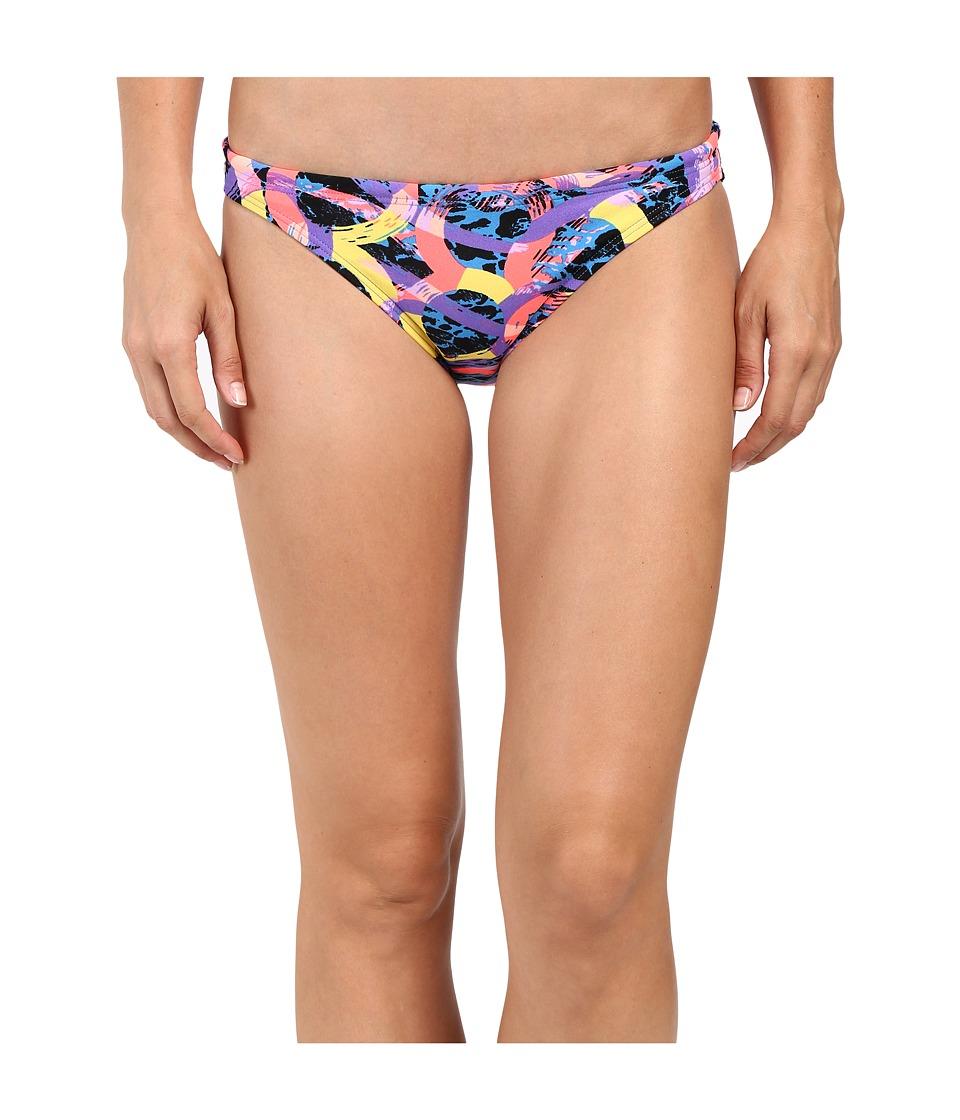 TYR - Enso Bikini Bottom (Blue) Women's Swimwear