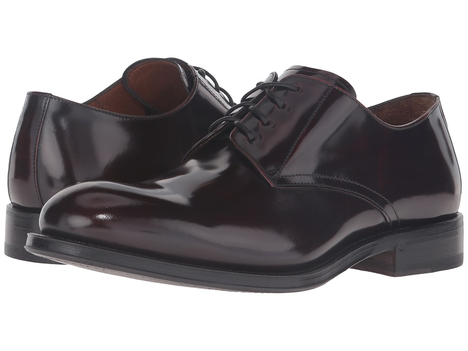 Aquatalia - Vance (Burgundy Box Calf) Men's Shoes