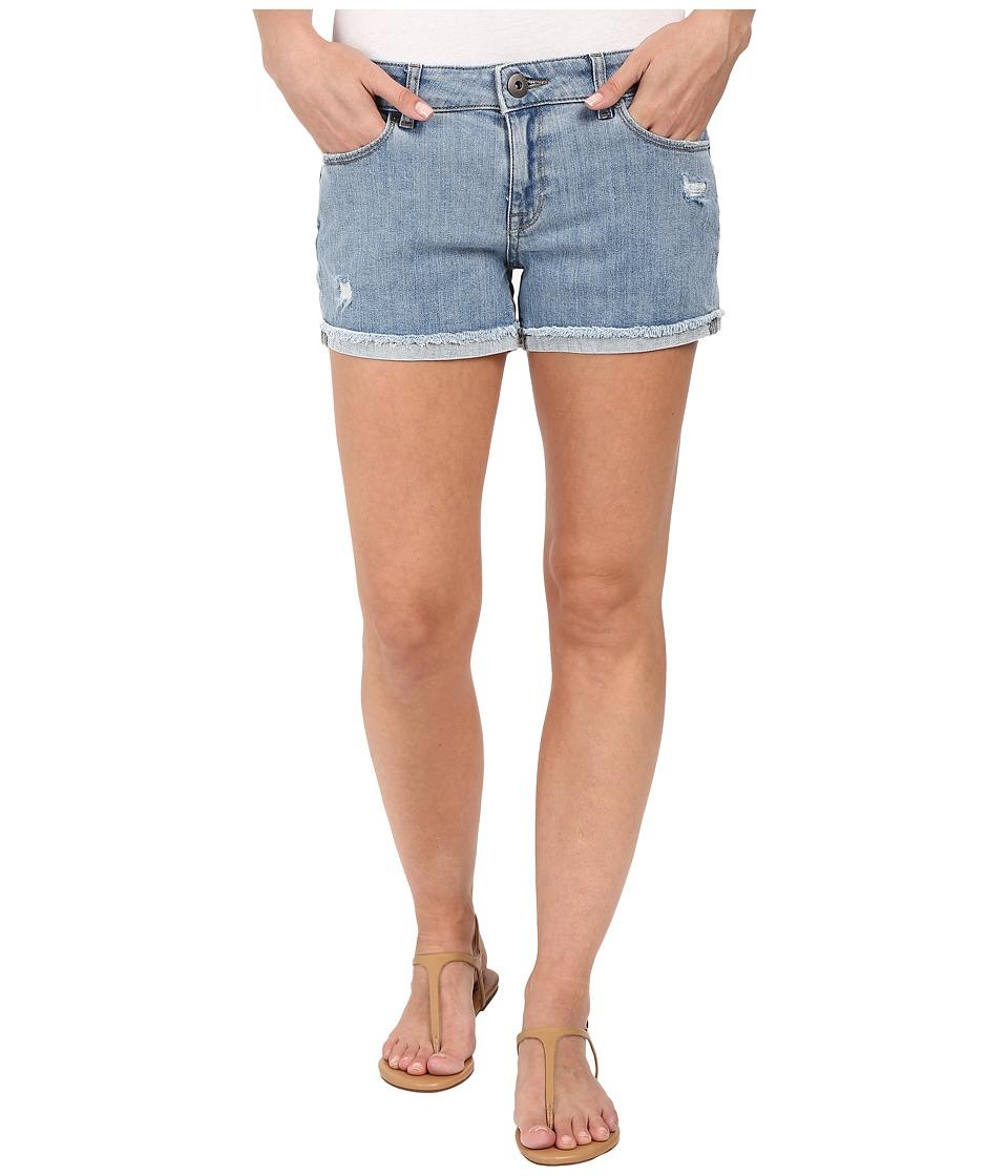 DL1961 - Renee Cut Off Shorts in Daytona (Daytona) Women's Shorts