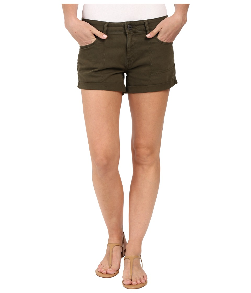 DL1961 - Foster Relaxed Shorts in Fennel (Fennel) Women's Shorts