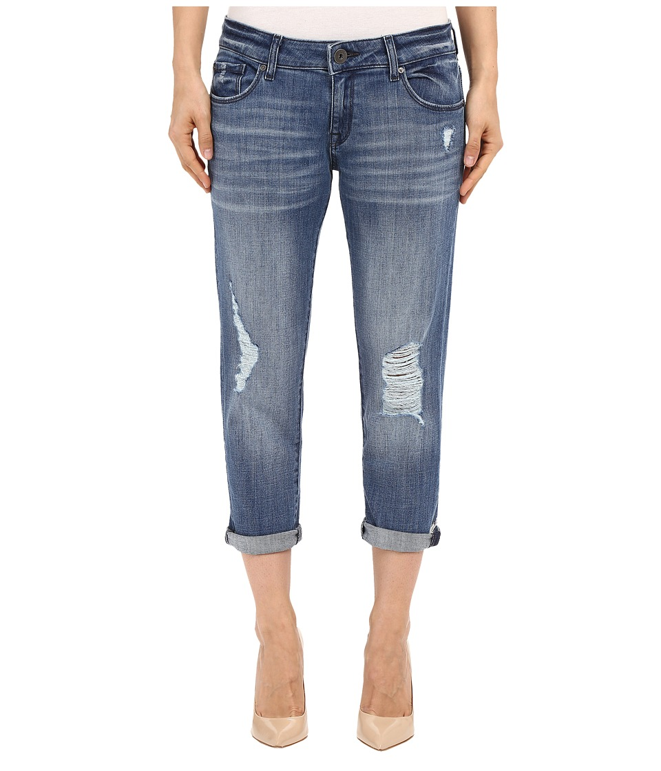 DL1961 Riley Boyfriend Jeans in Thrasher (Thrasher) Women