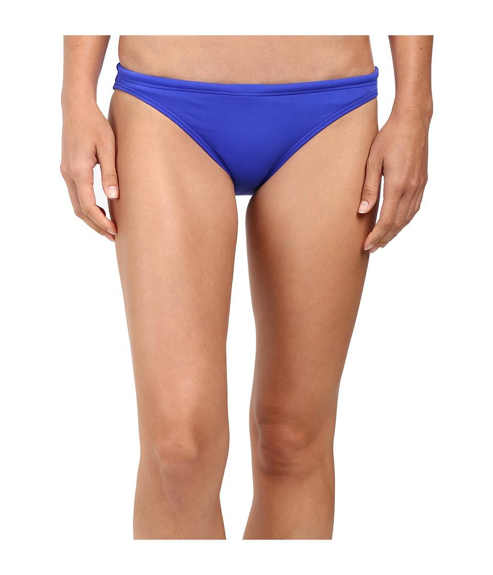 TYR - Solids Bikini Bottom (Royal) Women's Swimwear