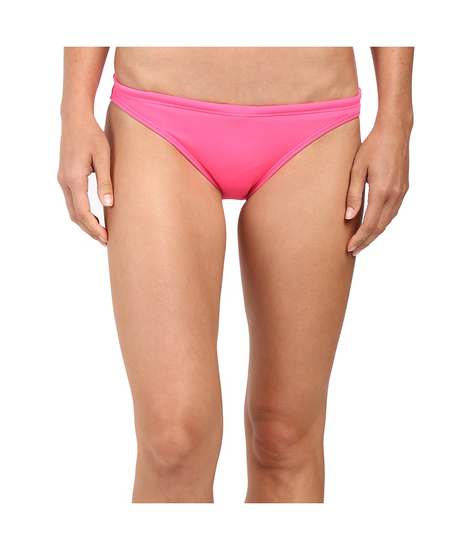 TYR - Solids Bikini Bottom (Pink) Women's Swimwear