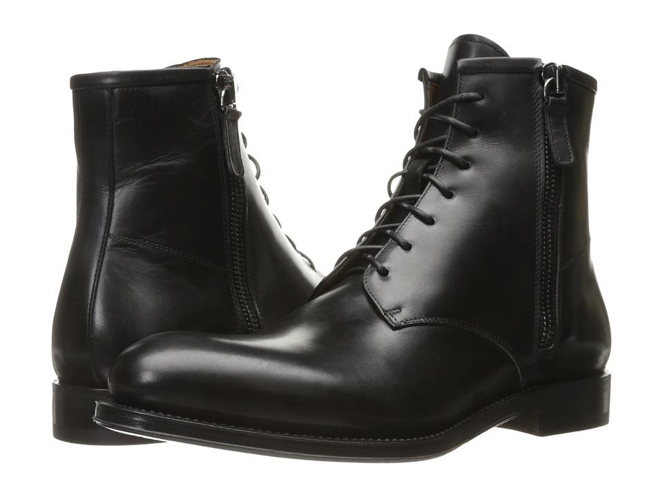 Aquatalia - Victor (Black Dress Calf) Men's Shoes