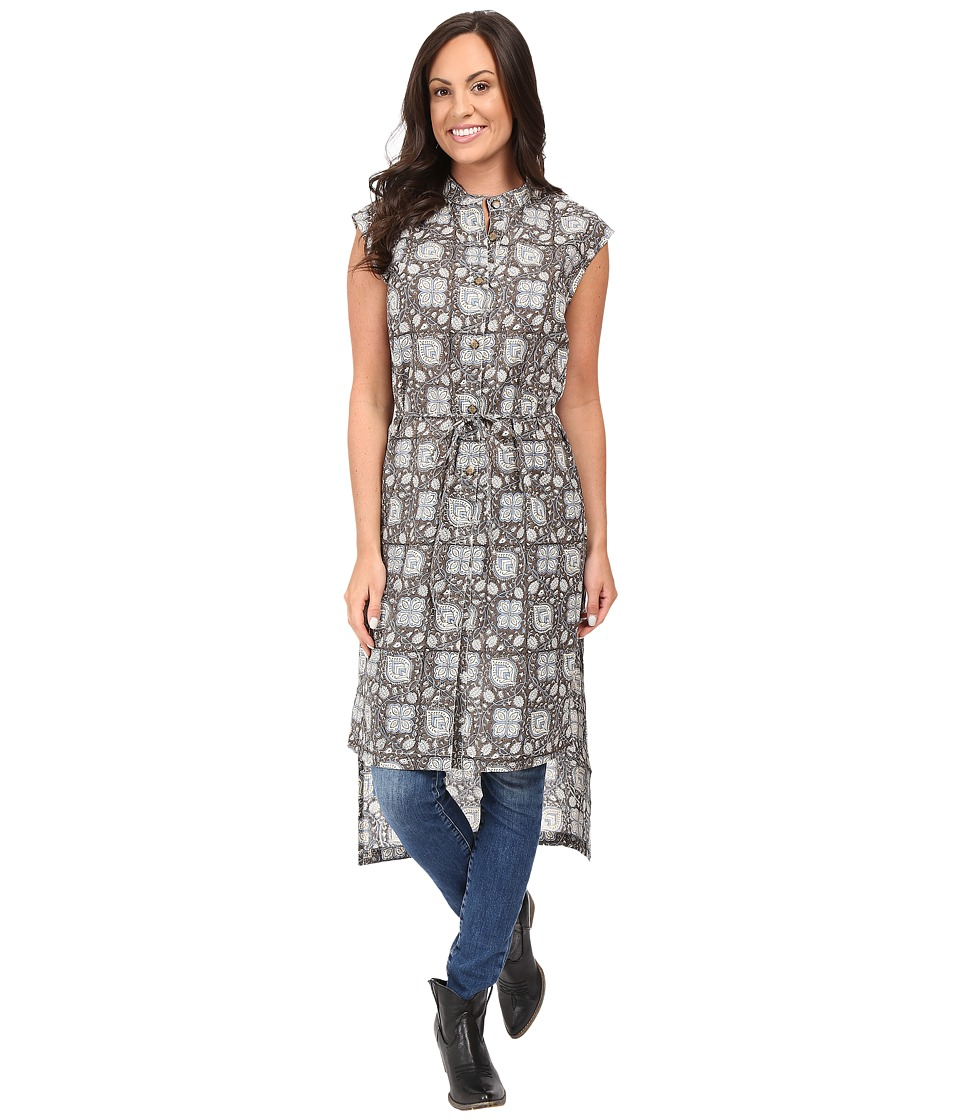 Double D Ranchwear - Edwardo Tunic (Multi) Women's Clothing