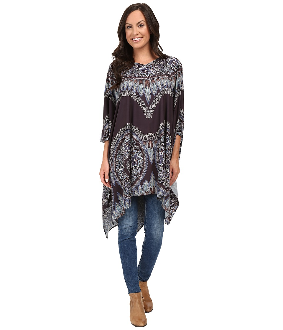 Double D Ranchwear - Gracina Caftan (Multi) Women's Clothing