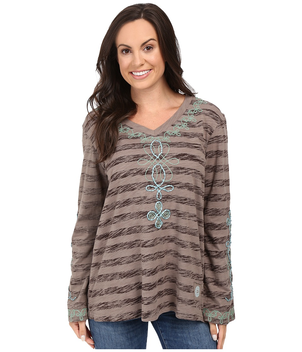 Double D Ranchwear - Amigos Top (Peso) Women's Clothing