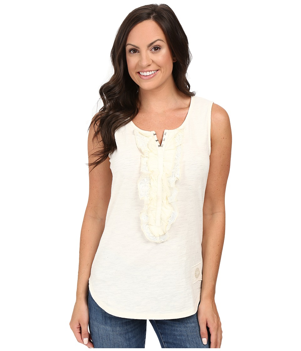 Double D Ranchwear - Engracia Tank Top (String) Women's Sleeveless