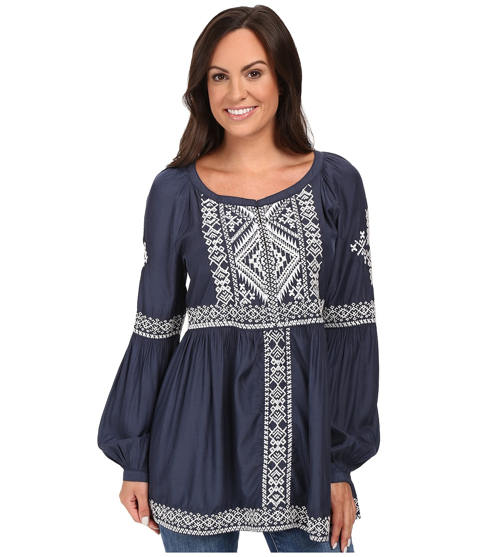 Double D Ranchwear - Manolito Top (Mineral Wells) Women's Clothing