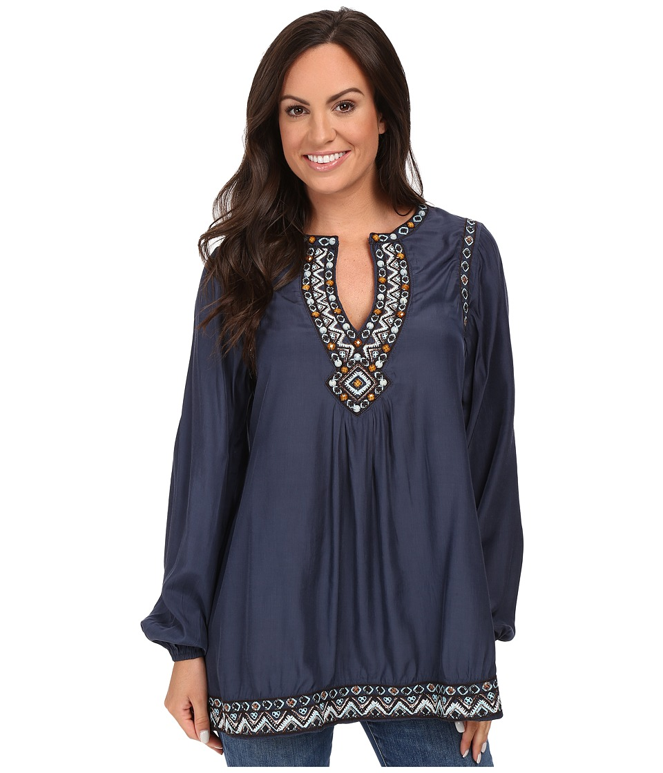 Double D Ranchwear - El Bolson Top (Mineral Wells) Women's Clothing