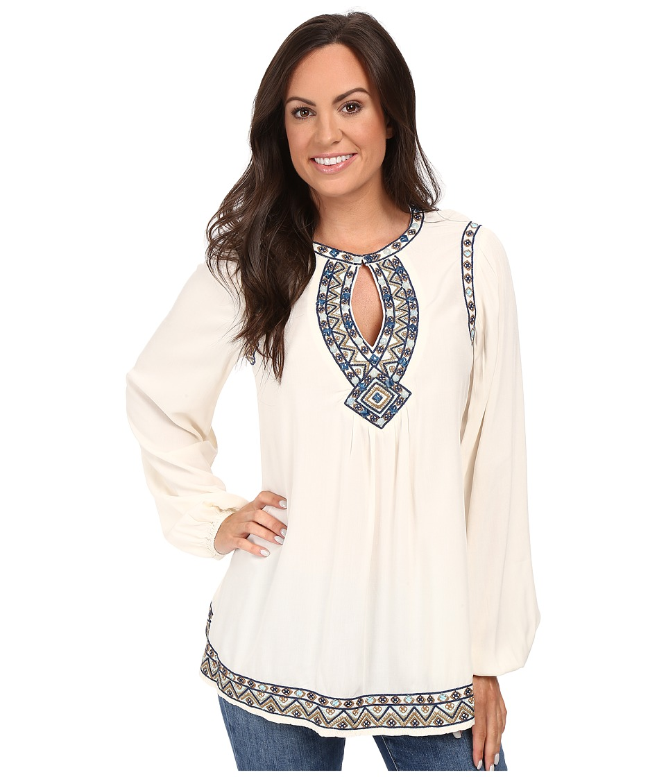 Double D Ranchwear - El Bolson Top (String) Women's Clothing
