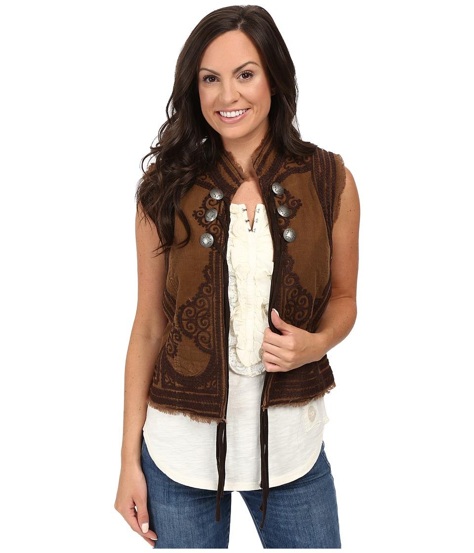 Double D Ranchwear - Cordoncillo Vest (Riata) Women's Vest