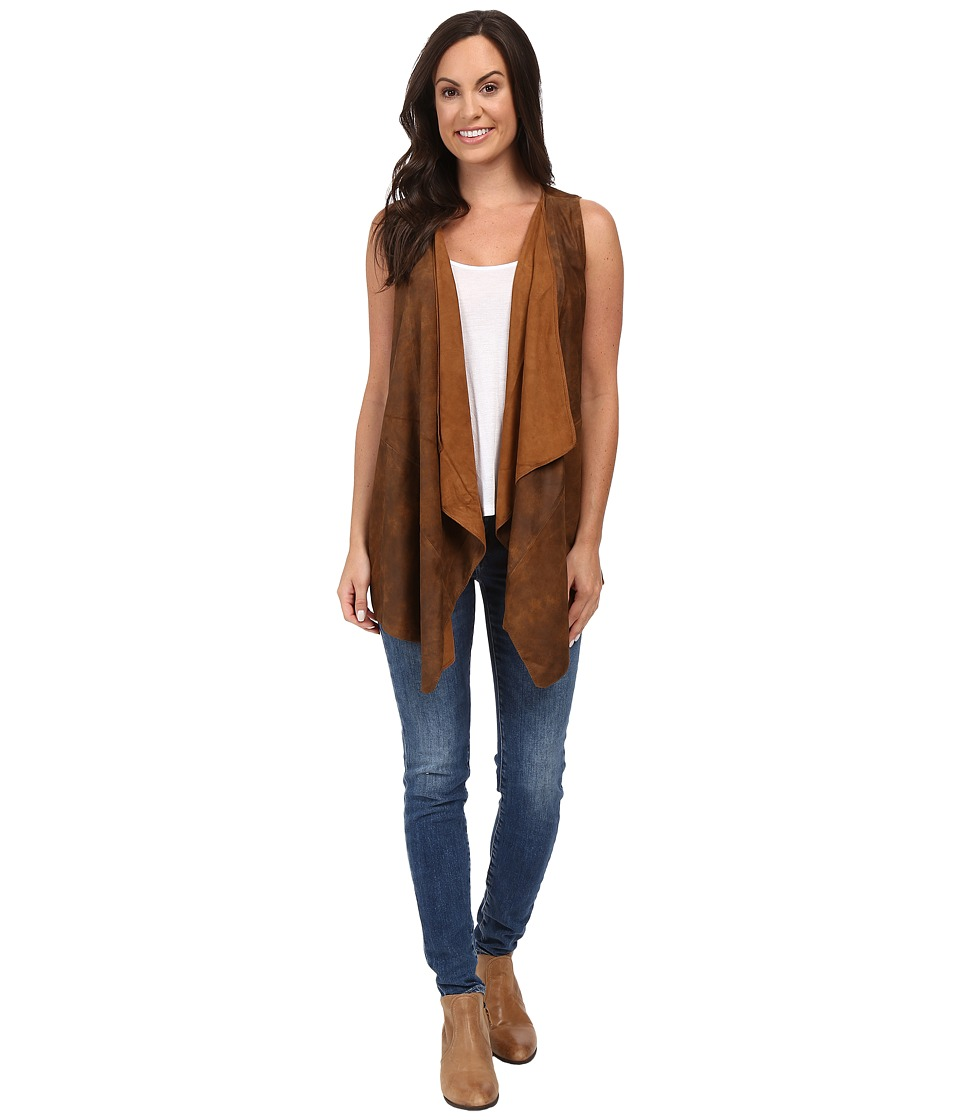 Double D Ranchwear - Basque Shepherd Vest (Brown) Women's Vest