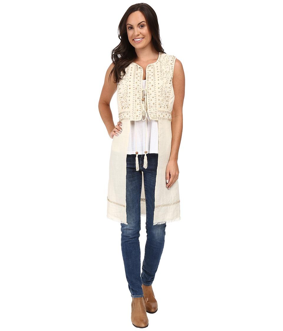 Double D Ranchwear - Alto Paraguay Gilet (String) Women's Vest